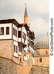 Ottoman architecture / Beypazari Homes