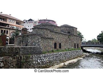 Ottoman bath, Abdurrahman Pasa Hamam in Tetovo, North ...