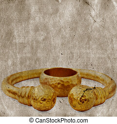 ottoman, bracelet