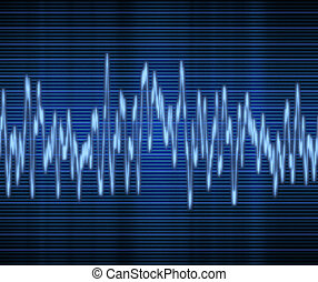 ou, audio, onde sonore