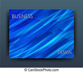 ou, bannière, gabarit, business, aviateur, constitué, vecteur, conception