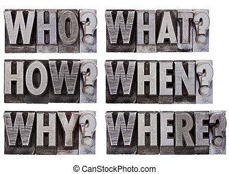 ou, brain-storming, décision, questions