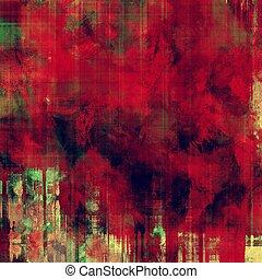 oud, abstract, grunge, achtergrond, textuur