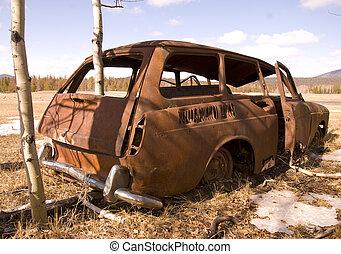 oud, auto
