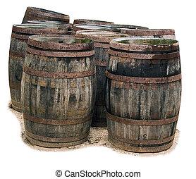 oud, barrel\\\'s