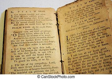 oud, bijbel
