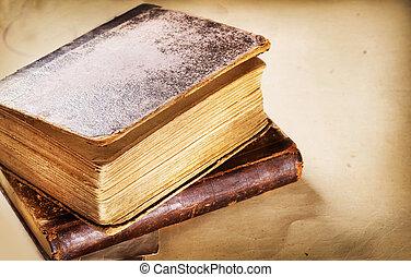 oud, boek