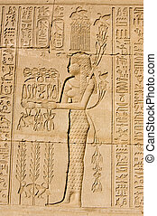 oud, hapi, priestess, egyptisch