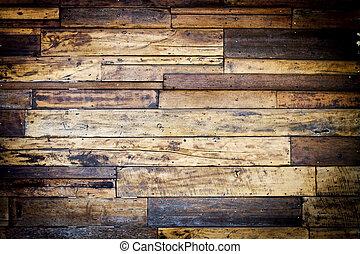 oud, hout samenstelling