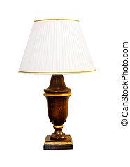 oud, lamp
