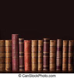 oud, ouderwetse , boekjes