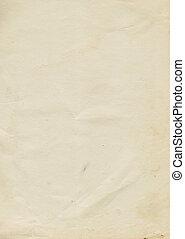 oud, papier, achtergrond