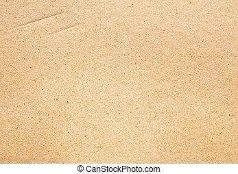 oud, papier, textuur, -, achtergrond, met, ruimte, voor, tekst