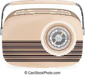 oud, radio