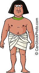 oud, slaaf, egyptisch