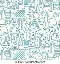 oud, (sword, toren, castle), helm, iconen, model, foelie, lang, richtingwijzer, viking, hoofd, achtergrond, lijn, schild, hamer, houten, boog, horned, scheeps , bijl, mager, ronde