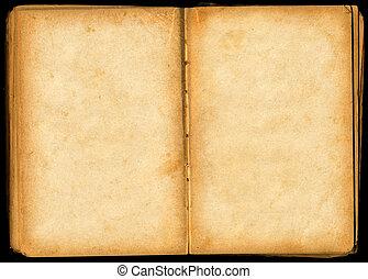 oud, textured, papier