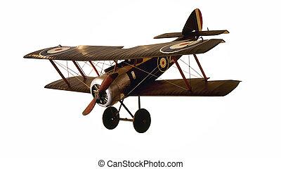 oud, vliegtuig