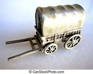 oud, wagon