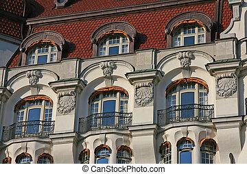 oude stad, stockholm, zweden