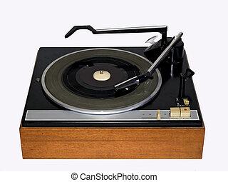 oude stijl, muziek