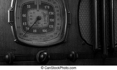 ouderwetse , 1930's, radio