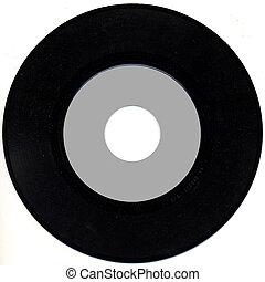 ouderwetse , 45 rpm, registreren