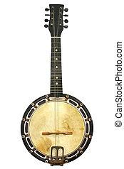 ouderwetse , banjo