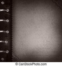 ouderwetse , foto gedenkboek