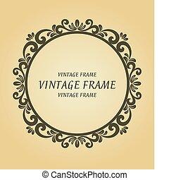 ouderwetse , frame