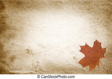 ouderwetse , herfst