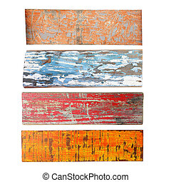 ouderwetse , hout, achtergrond