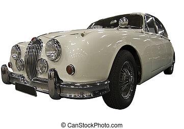 ouderwetse , klassieke auto