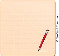 ouderwetse , postkaart, designs., vector