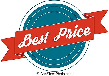 ouderwetse , prijs, -, best, etiket