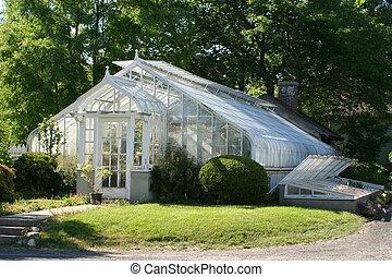 greenhouse - oudoor greenhouse