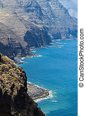 ouest, nord, gran canaria