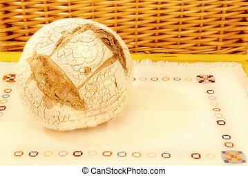 ound loaf handmade eco