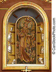 Our Lady - Blessed Virgin Mary