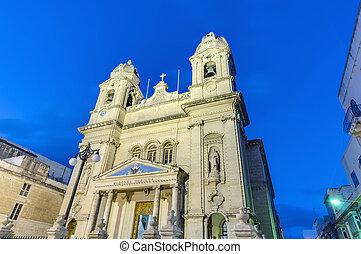 Our Lady of Mount Carmel in Gzira, Malta