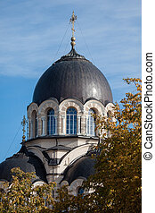 Our Lady of the Sign Church in Vilnius, Lithuania