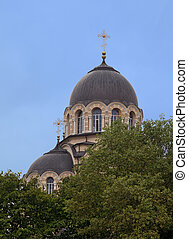 Our Lady of the Sign Church in Vilnius