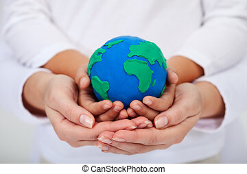 Our legacy to the next generations - a clean earth