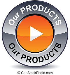 Our products round button. - Our products round metallic...