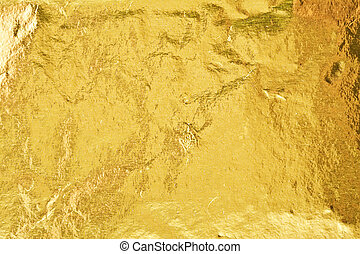 ouro, folha