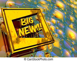 ouro, prato, grande, news.