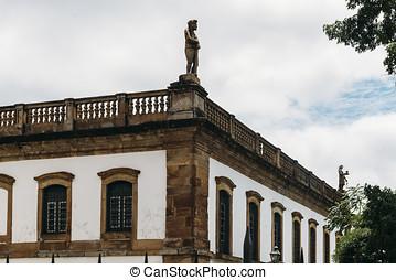 Ouro Preto, Minas Gerais, Brazil Landmark - Museum of...