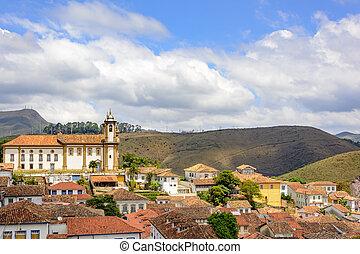 Ouro Preto view