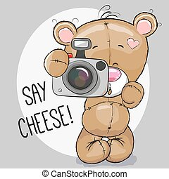ours, appareil photo