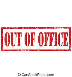 out of office clipart and stock illustrations 1 725 out of office rh canstockphoto com out of office message clipart out of office clipart free